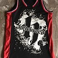 Hatebreed - Teamwork Athletic Apparel Basketball Jersey Shirt - Size 34-36 Small
