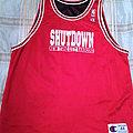 Shutdown - NBA Champion Basketball Jersey Shirt - Size 44 Large