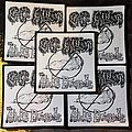 GG Allin - Patch - OFFICIAL GG ALLIN & The Aids Brigade Patch