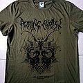 Rotting Christ - TShirt or Longsleeve - Rotting Christ – Αθάνατοι εστέ Men T-shirt Army