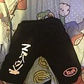 Korn - Other Collectable - Korn - shorts - life is peachy logo