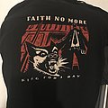 Faith No More - TShirt or Longsleeve - King for a day tour t shirt