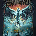 IMMOLATION  American Atonement 2017 Tour T-shirt