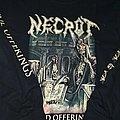 NECROT Blood Offerings Longsleeve TShirt or Longsleeve