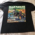 Iron Maiden 2011 UK Tour Shirt