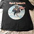 Iron Maiden 2013 US Tour Shirt