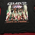 GWAR lust in space tour shirt
