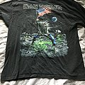 Iron Maiden US Tour 2010 Shirt