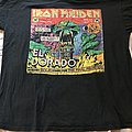 Iron Maiden 2010 Final Frontier Tour Shirt