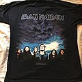 Iron Maiden Brave New World 2000 Tour shirt