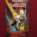 Iron Maiden 1989 CMV Maiden England VHS  Tape / Vinyl / CD / Recording etc