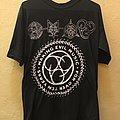 Deicide - TShirt or Longsleeve - Deicide Insineratehymn Tour 2001 Shirt