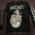 Necrot - TShirt or Longsleeve - Necrot Dead Warrior Longsleeve