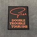 Gillan - Patch - Gillan Double Trouble Tour patch