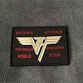 Van Halen - Patch - Van Halen world tour patch