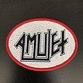 Amulet logo patch