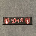 Dio - Patch - Dio Sacred Heart strip patch