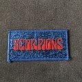 Scorpions - Patch - Scorpions glitter logo patch