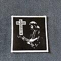 Black Sabbath - Patch - Black Sabbath white border Iommi patch