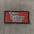 Thin Lizzy - Patch - Thin Lizzy logo patch