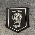 Motörhead - Patch - Motörhead snaggletooth shield patch