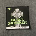 Black Sabbath - Patch - Black Sabbath Headless Cross patch