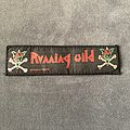 Running Wild - Patch - Running Wild - Death or Glory strip patch
