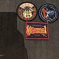 Black Sabbath - Patch - Sabbath, Saxon, and W.A.S.P. for Brendon