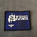 Saxon - Patch - Saxon Denim & leather patch