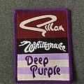 Gillan - Patch - Gillan/Whitesnake/Deep Purple patch