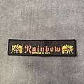 Rainbow - Patch - Rainbow Difficult to Cure strip patch