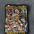 Iron Maiden - Patch - Iron Maiden - Somewhere in Time patch