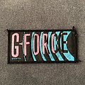 G-Force - Patch - G-Force logo patch