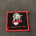 Slade - Patch - Slade Till Deaf Do Us Part patch