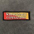 Whitesnake - Patch - Whitesnake Commandos patch