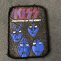 Kiss - Patch - Kiss Creatures of the Night printed patch