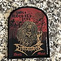 Dismember - Patch - Dismember - Under Blood Red Skies patch for kingdomofhannover