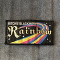 Rainbow - Patch - Rainbow Down to Earth logo patch