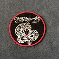 Whitesnake - Patch - Whitesnake British Tour 78 patch