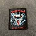 Motörhead - Rock 'N' Roll patch