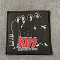 Kiss - Patch - Kiss Dressed to Kill patch