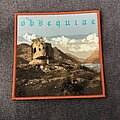 Obsequiae - Patch - Obsequiae - The Palms of Sorrowed Kings patch