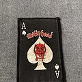 Motörhead - Patch - Motörhead Ace of Spades patch
