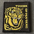 Tygers Of Pan Tang - Patch - Tygers Of Pan Tang Don't Touch me There patch