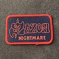 Saxon - Patch - Saxon - Nightmare patch