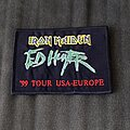 Iron Maiden - Patch - Iron Maiden Ed Hunter 99 Tour patch