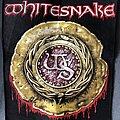 Whitesnake - Patch - Whitesnake 1987 back patch