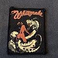 Whitesnake - Patch - Whitesnake - Lovehunter patch
