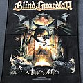 Blind Guardian - A Twist in the Myth back patch