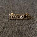 Deep Purple - Pin / Badge - Deep Purple - Purpendicular pin